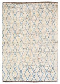 Moroccan Berber - Afghanistan 絨毯 172X240 モダン 手織り ベージュ/薄い灰色 (ウール, アフガニスタン)