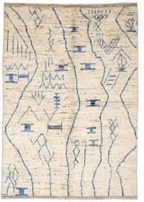 Moroccan Berber - Afghanistan 絨毯 170X240 モダン 手織り ベージュ/薄い灰色 (ウール, アフガニスタン)