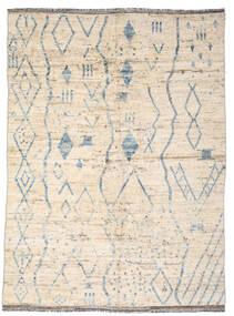 Moroccan Berber - Afghanistan 絨毯 181X239 モダン 手織り ベージュ/薄い灰色 (ウール, アフガニスタン)
