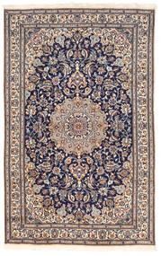 ナイン 絨毯 155X250 オリエンタル 手織り 濃いグレー/濃い茶色 (ウール, ペルシャ/イラン)