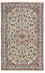 ナイン 絨毯 155X255 オリエンタル 手織り 薄い灰色/濃いグレー (ウール, ペルシャ/イラン)