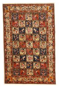 バクティアリ Collectible 絨毯 210X323 オリエンタル 手織り 濃い茶色/深紅色の (ウール, ペルシャ/イラン)