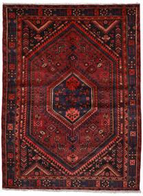 ザンジャン 絨毯 155X206 オリエンタル 手織り 深紅色の (ウール, ペルシャ/イラン)