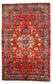 ナハバンド オールド 絨毯 151X243 オリエンタル 手織り 錆色/赤 (ウール, ペルシャ/イラン)
