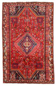 シラーズ 絨毯 171X272 オリエンタル 手織り 深紅色の/錆色 (ウール, ペルシャ/イラン)
