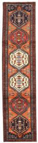 アルデビル 絨毯 77X324 オリエンタル 手織り 廊下 カーペット 深紅色の/濃い茶色 (ウール, ペルシャ/イラン)