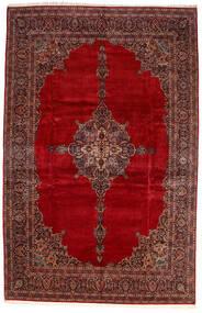 カシャン Ca. 1970 絨毯 335X517 オリエンタル 手織り 深紅色の/錆色 大きな (ウール, ペルシャ/イラン)