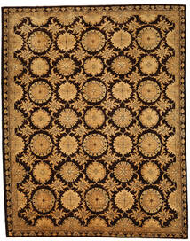 アフガン Exclusive 絨毯 275X344 モダン 手織り 茶/濃い茶色 大きな (ウール, アフガニスタン)