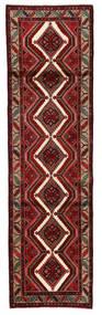 リリアン 絨毯 78X292 オリエンタル 手織り 廊下 カーペット 深紅色の (ウール, ペルシャ/イラン)