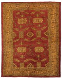Oriental Overdyed 絨毯 144X183 モダン 手織り 濃い茶色/深紅色の (ウール, ペルシャ/イラン)