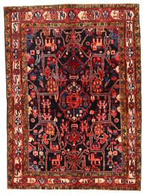 コリアイ 絨毯 155X214 オリエンタル 手織り 濃い茶色/深紅色の (ウール, ペルシャ/イラン)