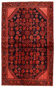 ホセイナバード 絨毯 138X225 オリエンタル 手織り 深紅色の/錆色 (ウール, ペルシャ/イラン)