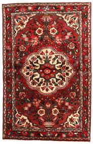 マラバン 絨毯 100X168 オリエンタル 手織り 深紅色の/濃い茶色 (ウール, ペルシャ/イラン)