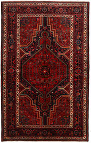 Toiserkan 絨毯 140X225 オリエンタル 手織り 深紅色の (ウール, ペルシャ/イラン)