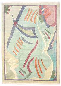 Himalaya 絨毯 249X344 モダン 手織り ベージュ/濃いグレー (ウール, インド)