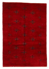 Huttan 絨毯 125X183 オリエンタル 手織り 深紅色の (ウール, パキスタン)