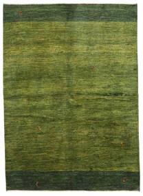 ギャッベ ペルシャ 絨毯 165X230 モダン 手織り 深緑色の/オリーブ色 (ウール, ペルシャ/イラン)