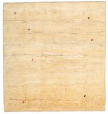 ギャッベ ペルシャ 絨毯 195X207 モダン 手織り 正方形 ベージュ/暗めのベージュ色の (ウール, ペルシャ/イラン)