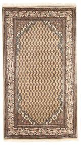 Mir インド 絨毯 93X166 オリエンタル 手織り 茶/薄茶色 (ウール, インド)