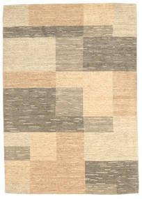 Loribaf ルーム 絨毯 170X242 モダン 手織り ベージュ/薄い灰色 (ウール, インド)