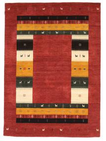 Loribaf ルーム 絨毯 171X240 モダン 手織り 深紅色の/錆色 (ウール, インド)