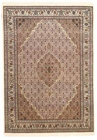 タブリーズ Royal 絨毯 144X205 オリエンタル 手織り 薄茶色/ベージュ ( インド)