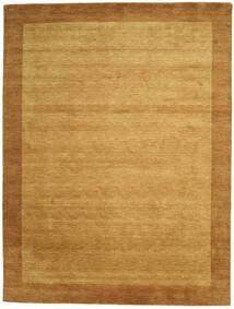 ハンドルーム Frame - ゴールド 絨毯 300X400 モダン 薄茶色/茶 大きな (ウール, インド)