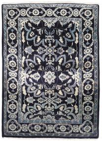 サルーク 絨毯 111X156 オリエンタル 手織り 濃い紫/薄い灰色/濃いグレー (ウール, ペルシャ/イラン)