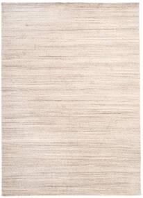 Mazic - 砂色 絨毯 210X290 モダン 手織り ホワイト/クリーム色/薄い灰色 (ウール, インド)