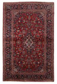 カシャン 絨毯 140X215 オリエンタル 手織り 深紅色の (ウール, ペルシャ/イラン)