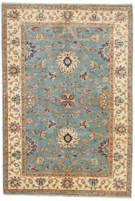 Ziegler Ariana 絨毯 123X180 オリエンタル 手織り 深緑色の/茶 (ウール, アフガニスタン)