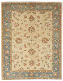 Ziegler Ariana 絨毯 173X237 オリエンタル 手織り 茶/薄茶色/深緑色の (ウール, アフガニスタン)