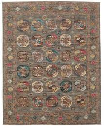 カザック Ariana 絨毯 247X312 モダン 手織り 濃い茶色 (ウール, アフガニスタン)