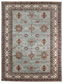 カザック Ariana 絨毯 249X322 モダン 手織り 濃いグレー/黒 (ウール, アフガニスタン)