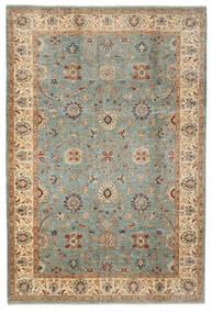 Ziegler Ariana 絨毯 205X305 オリエンタル 手織り 深緑色の/濃い茶色 (ウール, アフガニスタン)