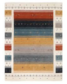 Loribaf ルーム Designer - Multi 絨毯 160X230 モダン 黒/ホワイト/クリーム色 (ウール, インド)