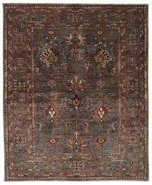 Ziegler Ariana 絨毯 161X194 オリエンタル 手織り 黒/濃い茶色 (ウール, アフガニスタン)