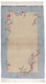 中国 90 Line 絨毯 91X151 オリエンタル 手織り (ウール, 中国)