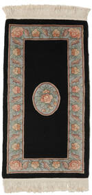 中国 90 Line 絨毯 61X122 オリエンタル 手織り (ウール, 中国)