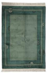 中国 90 Line 絨毯 140X200 オリエンタル 手織り (ウール, 中国)