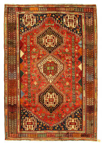 カシュガイ 絨毯 182X270 オリエンタル 手織り (ウール, ペルシャ/イラン)