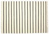 ドリ Stripe - 白 / 黒