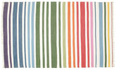 Rainbow Stripe - 白