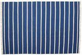 ドリ Stripe - 紺色の