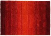 ギャッベ Rainbow - 赤