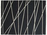 Cross Lines - 黒 / オフホワイト