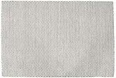 キリム Long Stitch - Cream / 黒